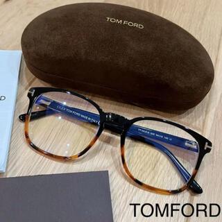 トムフォード(TOM FORD)のTOMFORD メガネ 伊達眼鏡 トムフォード(サングラス/メガネ)