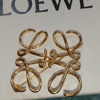 LOEWE - 美品  断捨離  ブローチ loewe