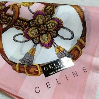 celine - A 62 セリーヌハンカチ