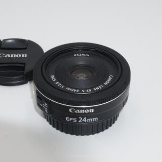 Canon - Canon キヤノン EFS 24mm f/2.8 STM