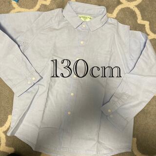 MARKEY'S - ワイシャツ 130cm 水色