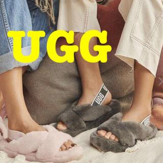 UGG - UGG FAB YEAH チャコール