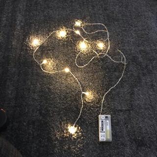IKEA - IKEA LEDライトチェーン全10球