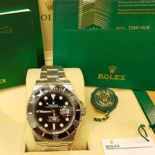 ROLEX - ROLEX 126610LN サブマリーナ デイト 新品