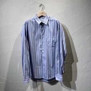 ジャーナルスタンダード(JOURNAL STANDARD)のJOURNAL STANDARD ストライプビッグシャツ(シャツ)