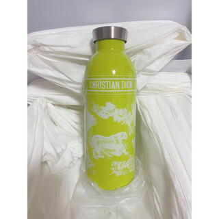 ディオール(Dior)のDior ボトル タンブラー 水筒 ウォーターボトル 非売品(タンブラー)