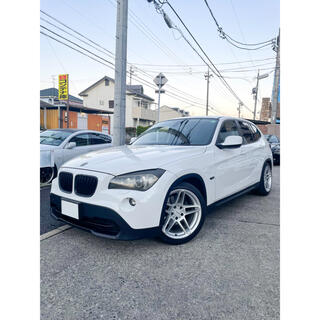 BMW - BMW X1 シュニッツァーカスタム 走行8万キロ 内外装美車 即決値引き可能☆