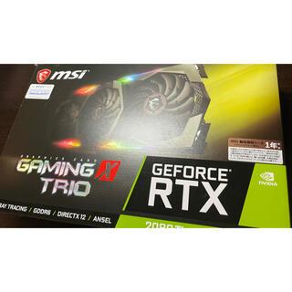 MSI GEFORCE RTX2080TI GAMING X TRIO 11G