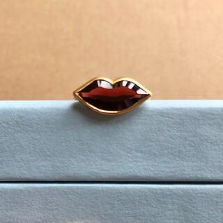 ドゥロワー(Drawer)のマリーエレーヌドゥタイヤック リップのリング(リング(指輪))