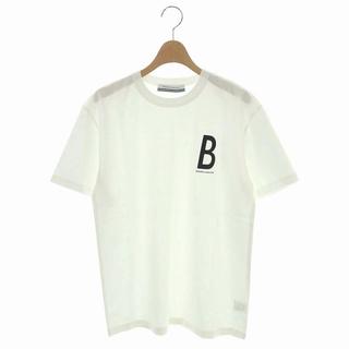ボーダーズアットバルコニー Tシャツ カットソー 半袖 ロゴ プリント