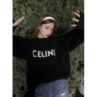 celine - 超美品CELINE ニットセーター