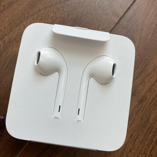 Apple - iPhone付属イヤホン