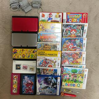 ニンテンドー3DS - 3DS 本体 ソフト セット 任天堂