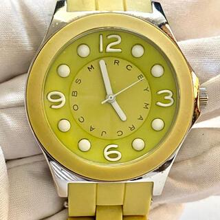 マークバイマークジェイコブス(MARC BY MARC JACOBS)のマークバイマークジェイコブス mbm2513 電池新品 腕時計 レディース(腕時計)