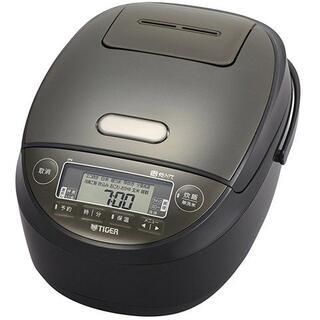 タイガー(TIGER)のTIGER JPK-H180 K 圧力IHジャー炊飯器 炊きたて 1升炊き(炊飯器)