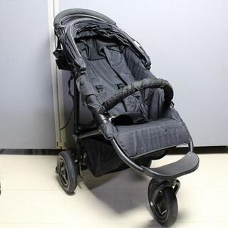 AIRBUGGY - 美品 洗濯済 エアバギー ココ ブレーキモデル 黒 ブラック