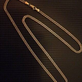 アヴァランチ(AVALANCHE)のアヴァランチ ダブル喜平 チェーン シルバー925(ネックレス)
