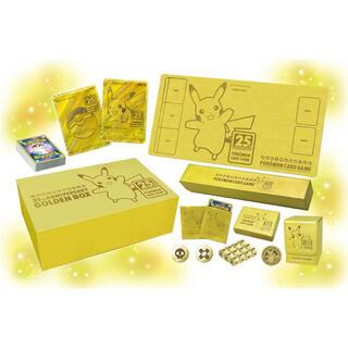 ポケモン - 25th ANNIVERSARY GOLDEN BOX ポケモンカード