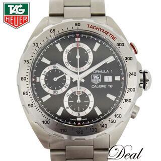 タグホイヤー(TAG Heuer)のタグホイヤー フォーミュラー1 クロノグラフ キャリバー16 CAZ2010-0(腕時計(アナログ))