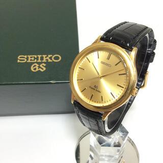 Grand Seiko - 正規品 グランドセイコー メンズ 腕時計 18金 クォーツ 18KT