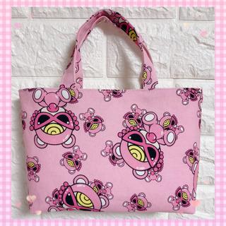 HYSTERIC MINI - ヒスミニ♡バッグ テディミニ ミニバッグ カバン ピンク
