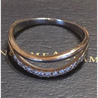 ヴァンドームアオヤマ(Vendome Aoyama)のヴァンドーム k18 ダイヤモンドリング 13号(リング(指輪))