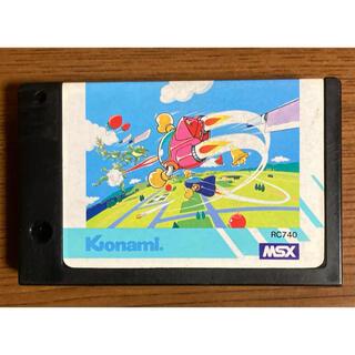 KONAMI - MSX用ソフト ツインビー