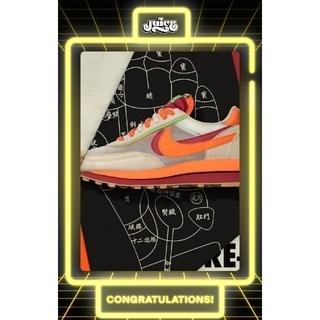 sacai - Nike LDWaffle x sacai x CLOT 27.5cm