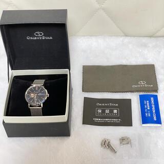 ORIENT - ORIENT オリエントスター クラシック セミスケルトン 機械式 腕時計