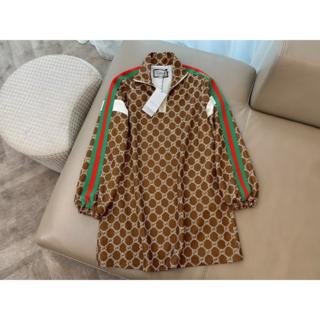 Gucci - 【GUCCI】インターロッキングG テクニカルジャージー ドレス