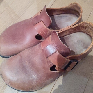 ビルケンシュトック(BIRKENSTOCK)のビルケンシュトック ロンドン(ローファー/革靴)