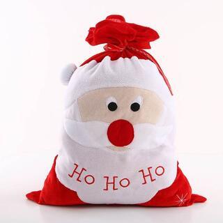 クリスマス プレゼント袋 サンタさん //bku(その他)