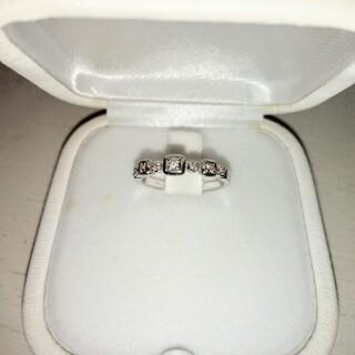 スタージュエリー(STAR JEWELRY)のダイヤモンドリング(リング(指輪))