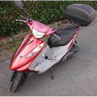 スズキ - アドレス125cc 実働 車体本体