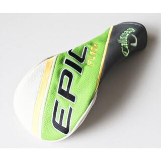 キャロウェイゴルフ(Callaway Golf)の新品【 キャロウェイ】純正品 EPIC FLASH ドライバー 専用ヘッドカバー(その他)