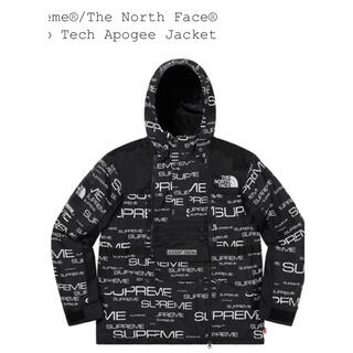 Supreme - THE NORTH FACE APOGEE JACKET  Sサイズ‼️