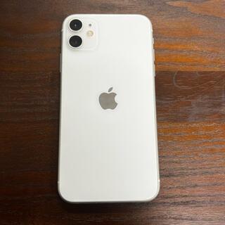 Apple - iPhone11 128GB ホワイト