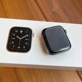 Apple Watch - Apple Watch Edition 6 チタニウム 44mm本体