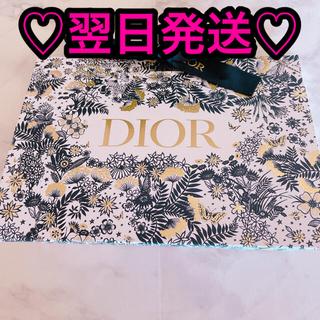 ディオール(Dior)のDIOR ディオール ギフトラッピング ホリデー限定 プレゼント メッセージ(ラッピング/包装)