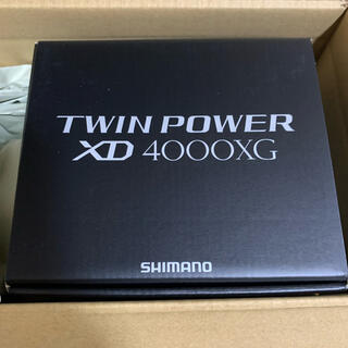 SHIMANO - シマノ21ツインパワーXD4000XG新品未使用
