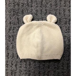 ベビーギャップ(babyGAP)のブラナンベア ニット帽(帽子)