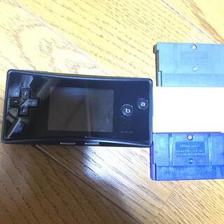 任天堂 - ゲームボーイミクロ ソフト セット
