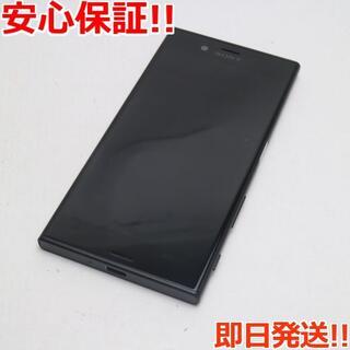 エクスペリア(Xperia)の超美品 au SOV35 ブラック SIMロック解除済み(スマートフォン本体)