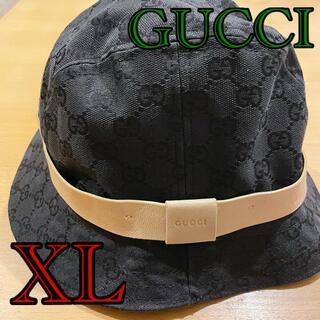 Gucci - GUCCI バケットハット XL