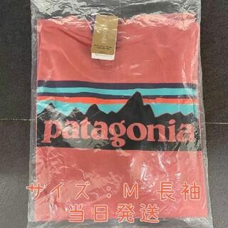 Patagonia 長袖 新品送料込み パタゴニア ロンT Tシャツ Mサイズ