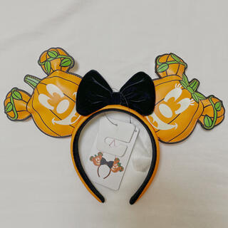 Disney - 【新品】ディズニー ラウンジフライ カチューシャ ハロウィン ミッキー ミニー