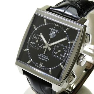 タグホイヤー(TAG Heuer)のタグホイヤー 腕時計  モナコ クロノグラフ キャリバー12 CA(腕時計(アナログ))