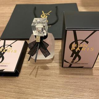 Yves Saint Laurent Beaute - ysl モンパリ ヘアミスト ミニ香水セット