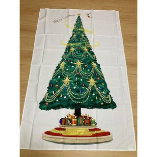 Disney - クリスマスツリー タペストリー ディズニー