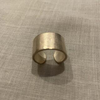 コモリ(COMOLI)のSHINYA official the ring 美品(リング(指輪))